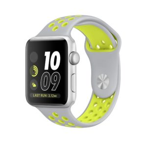 iwatch 38mm Nike Blanco