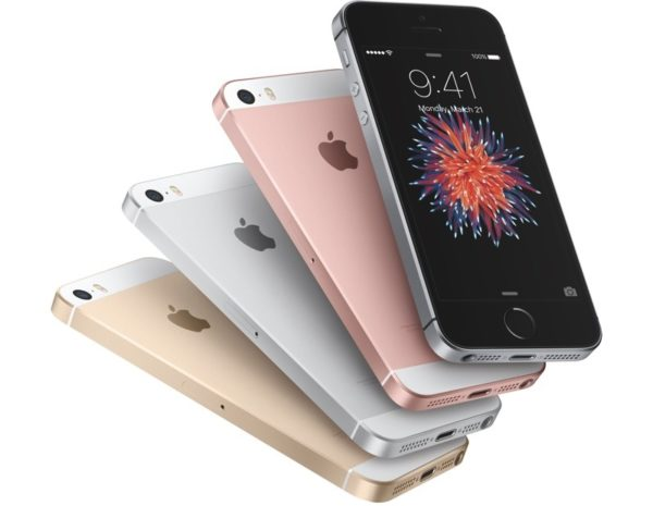 iPhone SE 64GB Blanco Libre
